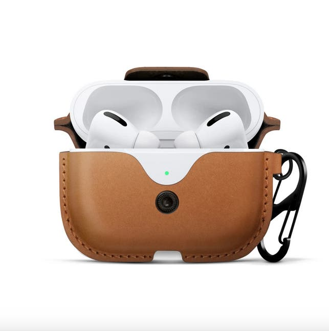 AirSnaps Pro for AirPods Pro - Cognac