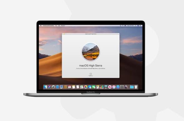 Mac software support & updates