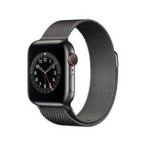 Apple Watch Series 6 Stainless Steel Graphite GPS + Cellular