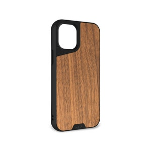 Mous Limitless 3.0 Case for iPhone 12 / 12 Pro - Walnut