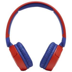 JBL JR310BT Wireless Junior BT On-ear Headphones - Red/Blue