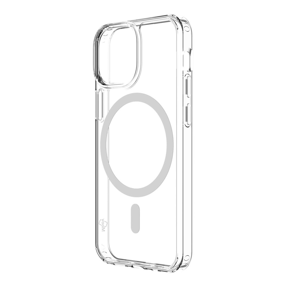 Moov Case with MagSafe for iPhone 13 mini - Clear