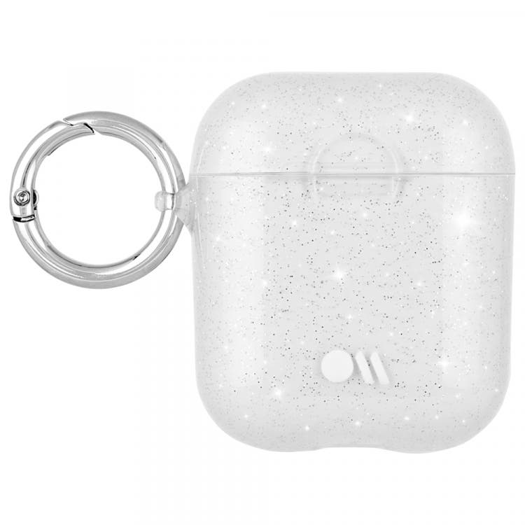 Case Mate AirPods Hook Ups Case - Sheer Crystal Clear