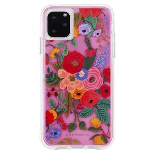 Rifle Paper Co Case for iPhone 11 Pro Max - Garden Party Blush