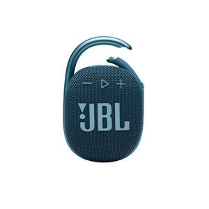 JBL Clip 4 Waterproof Bluetooth Speaker - Blue