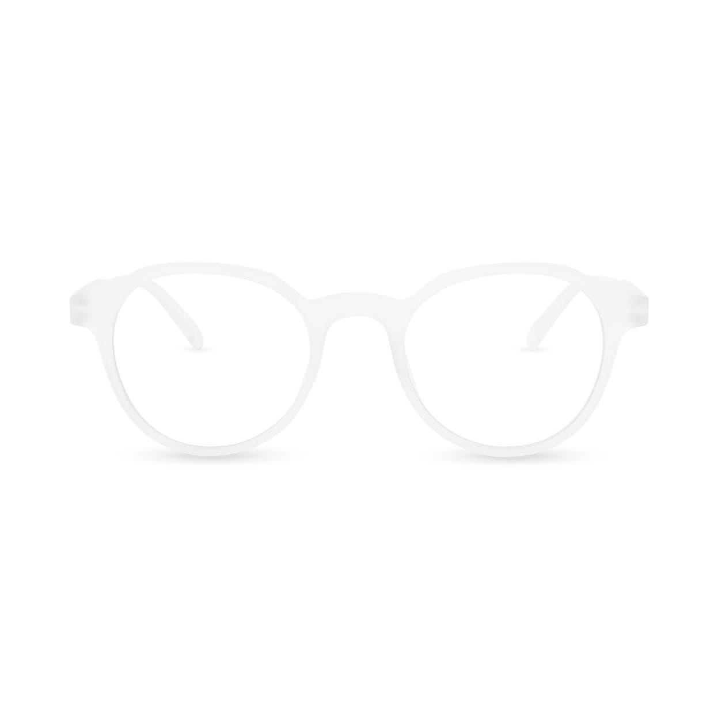 Barner Chamberi Blue Light Filter Glasses - Coconut Milk
