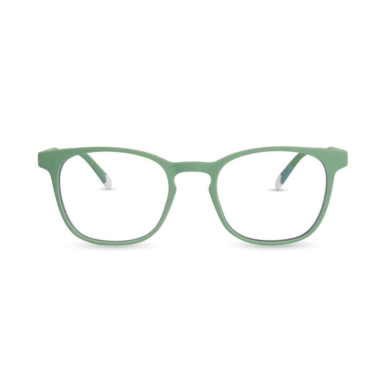 Barner Dalston Blue Light Filter Glasses - Military Green