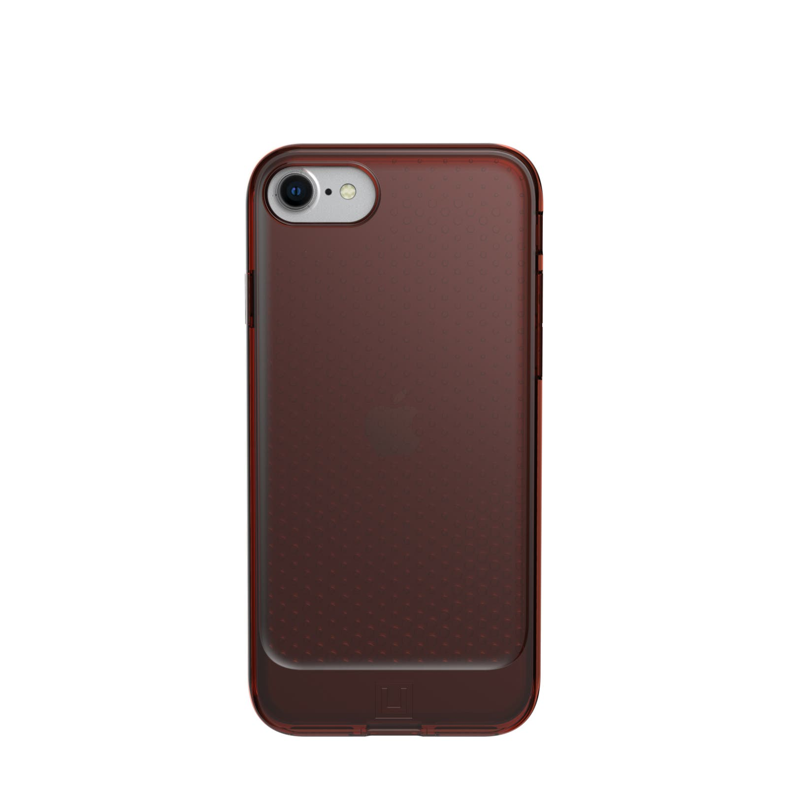 UAG [U] Lucent Case for iPhone SE / 8 / 7 - Orange