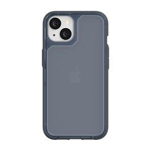 Griffin Survivor Strong Case for iPhone 13 - Graphite Blue / Steel Grey