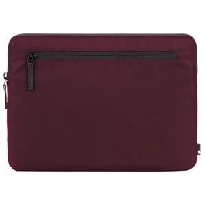 Incase Compact Sleeve in Flight Nylon for MacBook Pro 13-inch Thunderbolt (USB-C) and Retina - Mulberry