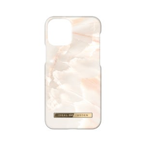 Ideal of Sweden Rose Pearl Marble Case for iPhone 13 mini