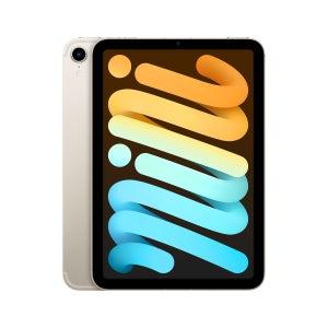 iPad mini (6th gen) Wi-Fi + Cellular 64GB - Starlight