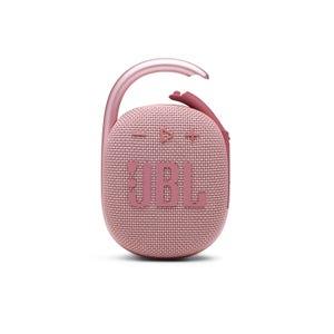 JBL Clip 4 Wireless Bluetooth Speaker - Pink