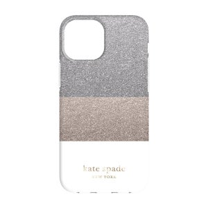 Kate Spade Protective Hardshell Case for iPhone 13 Pro Max - Glitter