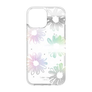 Kate Spade Protective Hardshell Case for iPhone 13 Pro Max - Daisy