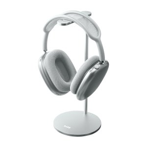 Laut Free-stand - Headphone Stand for AirPods Max - Silver