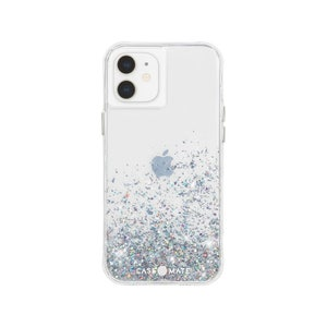 Case Mate Twinkle Ombré Case with micropel for iPhone 12 mini - Multi Colour