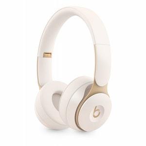 Beats Solo Pro Wireless Noise Cancelling Headphones - Ivory