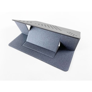 MOFT Non-adhesive Foldable Laptop Stand - Silver