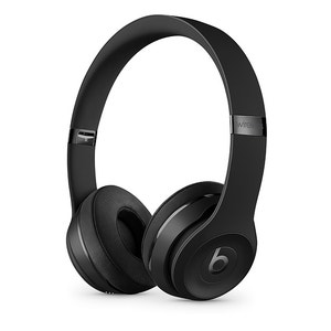 Beats Solo3 Wireless Headphones - The Beats Icon Collection - Matte Black