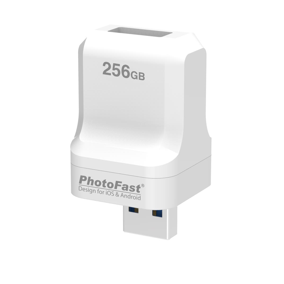 i-FlashDrive PhotoCube iOS Secured Edition - Photocube Pro (256GB)
