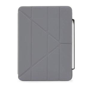 Pipetto iPad Air 10.9 (2020) Origami Pencil Case - Dark Grey