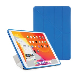 Pipetto Origami Case for iPad 10.2-inch - Royal Blue