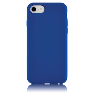 QDOS TOUCH Silicone Case for iPhone SE / 8 / 7 - Blue