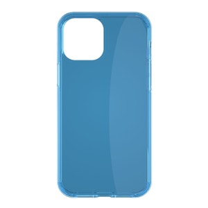 QDOS Hybrid Case for iPhone 12 Pro Max - Neon Blue