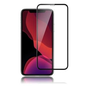 QDOS OptiGuard Glass Curve for iPhone 11 Pro / Xs / X - Black