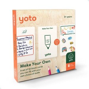 Yoto Blank Cards Pack of 10