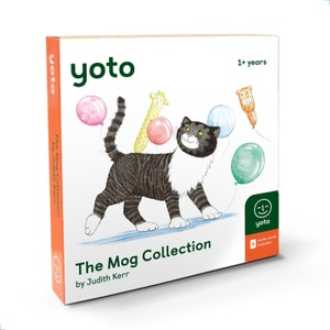 Yoto The Mog Collection Card