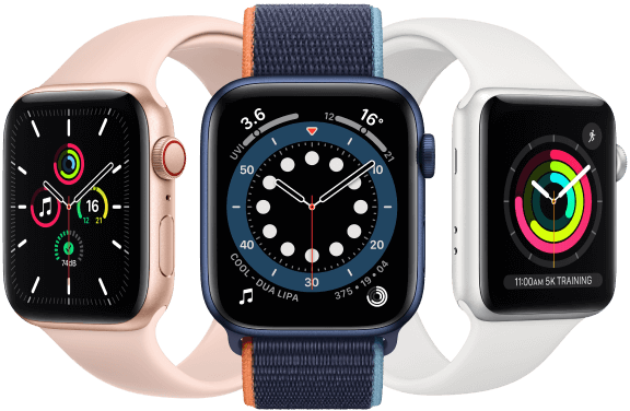 SAVE up to R4000 on a Apple Watch when you trade in