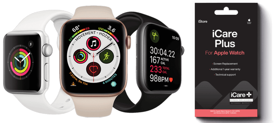 iCare Plus for Apple Watch
