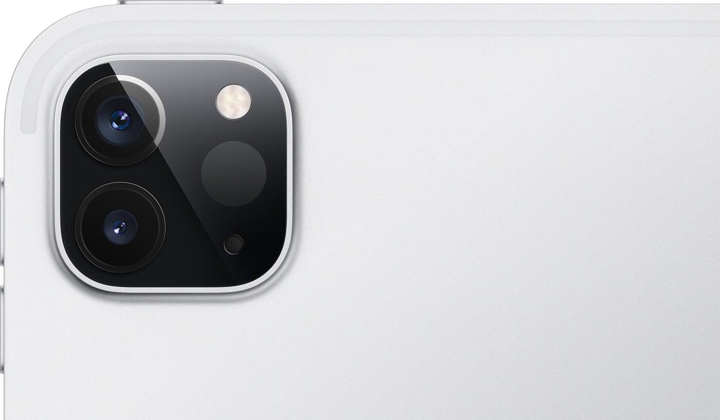 iPad Pro - Shoots wider. Thinks deeper.