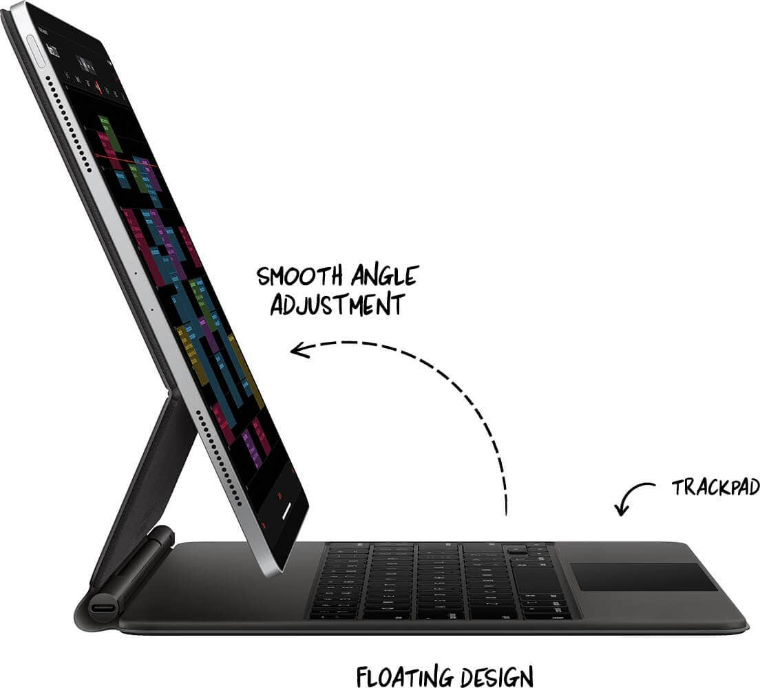 iPad Pro - Magic Keyboard.